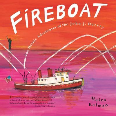 Fireboat By Kalman, Maira